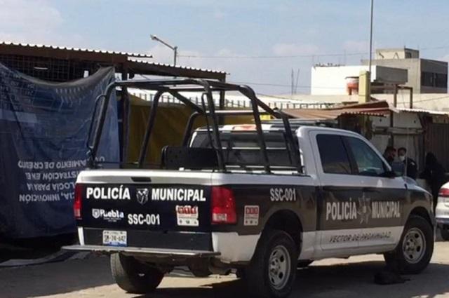 Adulto mayor se suicida en el mercado Guadalupe