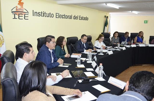 El IEE designa a integrantes de los 217 consejos municipales