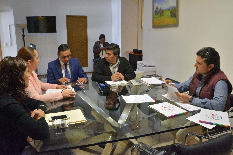 Garantiza gobierno de San Pedro Cholula pago de pensiones