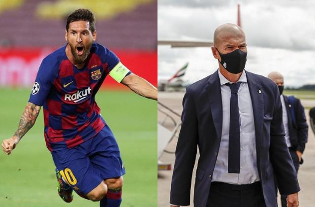 Foto: Instagram FC Barcelona y Real Madrid C.F.