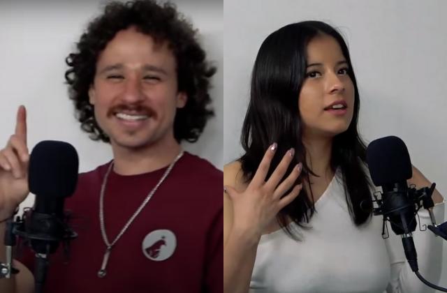 Luisito Comunica entrevista a actriz porno y enciende las redes