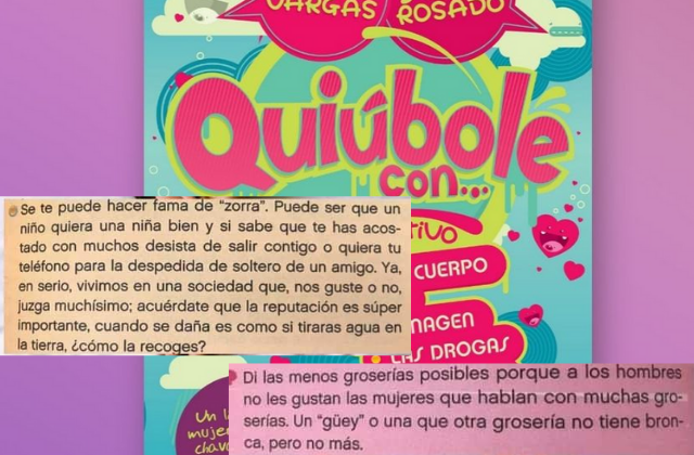Critican Quiúbole por misógino y fomentar violencia de género