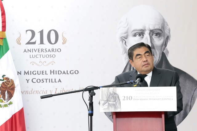 Destaca Barbosa compromiso social y seguridad a dos años de gestión
