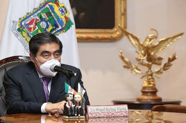 Incorruptible, la nueva titular de la SMT, asegura Barbosa