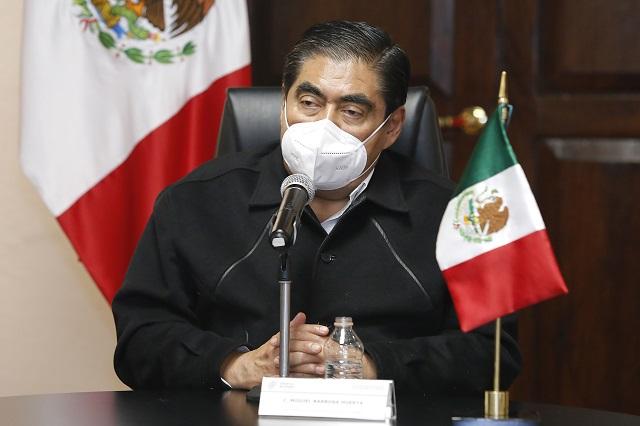Pide Barbosa investigar corrupción en el gobierno capitalino