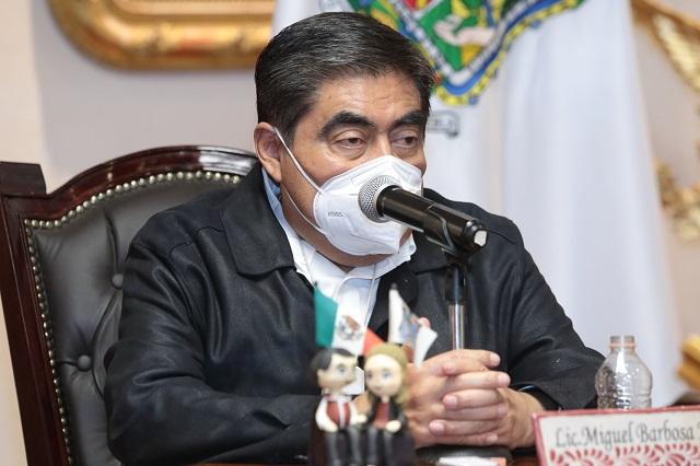 Minimiza Barbosa detención de ex subsecretario de Raciel López