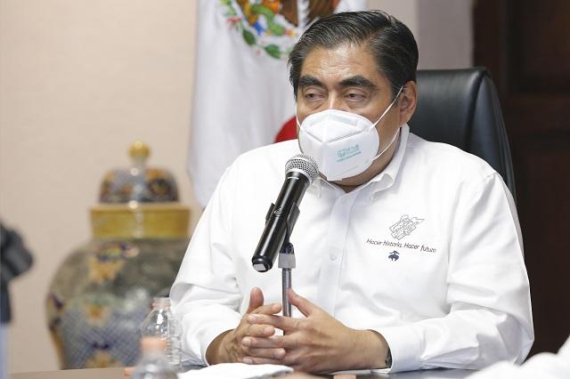 Destaca Barbosa responsabilidad de  empresas frente a pandemia