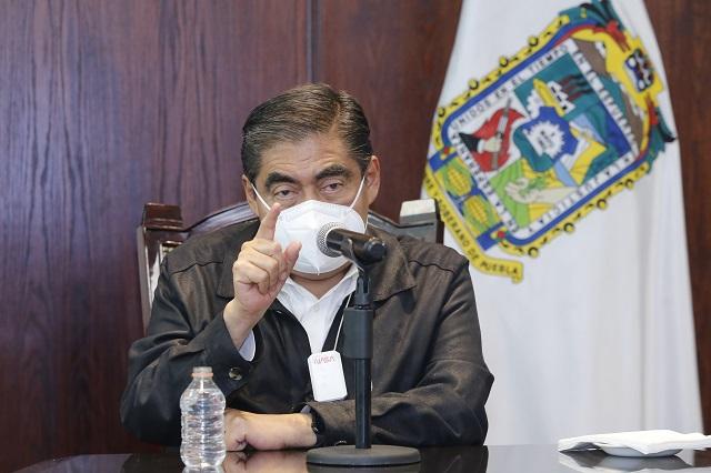 Porfirio Lima enfrentará cargos por falsedad de declaración: Barbosa