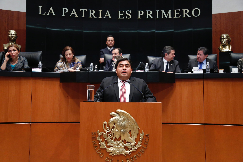 Senado aplaza convocatoria para nombrar titular de Fepade