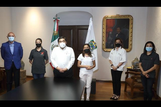 Presenta Barbosa consejo ciudadano para la solidaridad