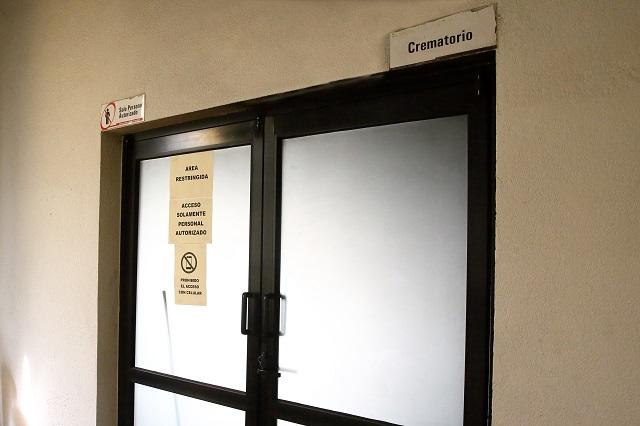 Crematorio de La Piedad opera en regla, asegura gobierno