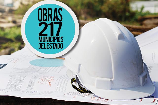 Tendrán municipios de Puebla obras por 1 mil mdp en medio año