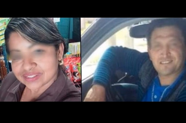 Sospechan de pareja en muerte de mujer hallada en Amozoc
