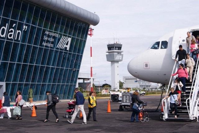 Línea aérea Calafia conectará a Puebla con Guadalajara y Cancún