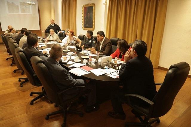 Se coordinan autoridad de Puebla y Ferromex contra robo de trenes