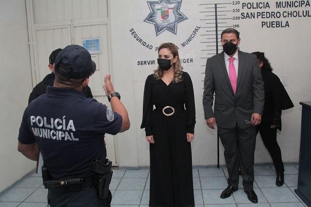 Temen policías de San Pedro abusos de nuevo titular de SSC