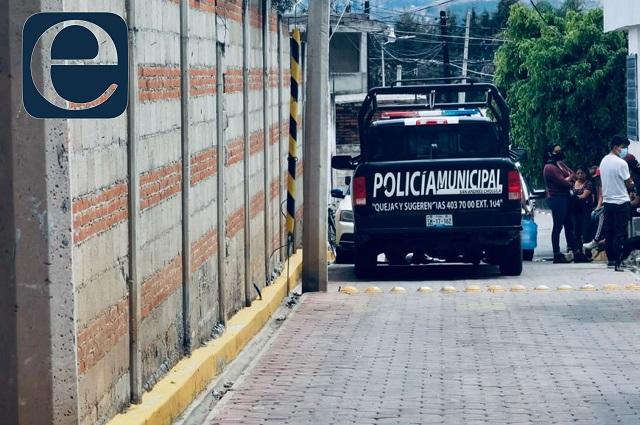 Hombre se ahorca en su casa en San Andrés Cholula