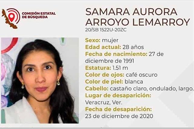 Hallan sin vida en Veracruz a egresada de la Ibero Puebla