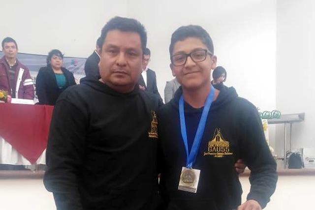 Estudiante de la BUAP gana segundo lugar en concurso nacional de Matemáticas