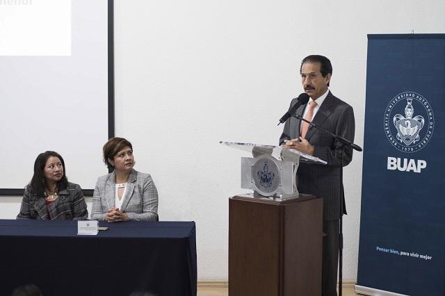 Destaca rector Esparza logros de las unidades académicas BUAP