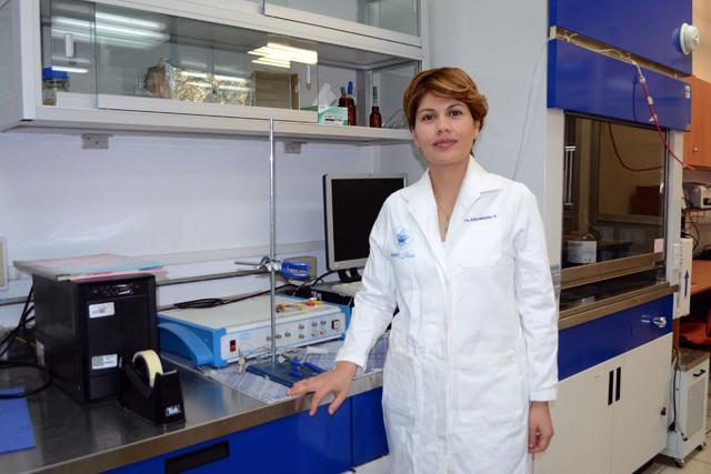 Con biosensores detectarán en la BUAP glifosato en granos de maíz