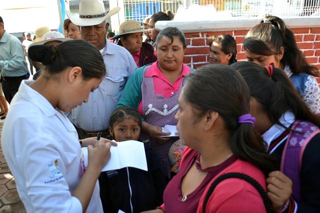 Modelo de Enfermería Comunitaria de la BUAP abona al bienestar social del estado