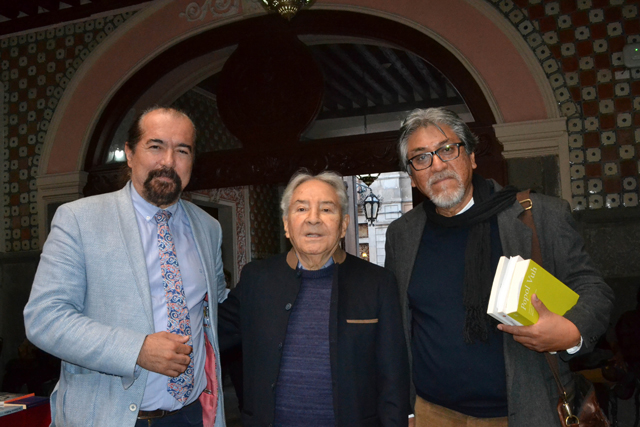 Dotar a un pueblo de un pasado común para fundar una identidad colectiva: Enrique Florescano