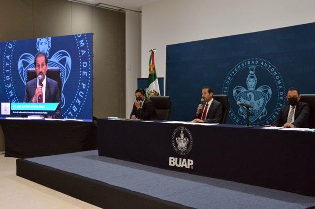 Valida Consejo de la BUAP a Lilia Cedillo como rectora electa