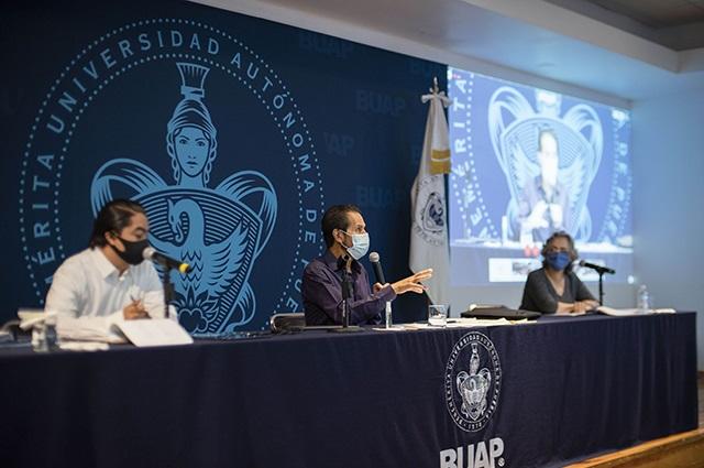 Al próximo rector de la BUAP lo eligen los universitarios: Esparza