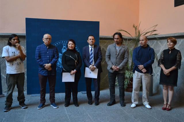 """Inaugura la BUAP exposición colectiva """"Encuentros Fantásticos"""""""