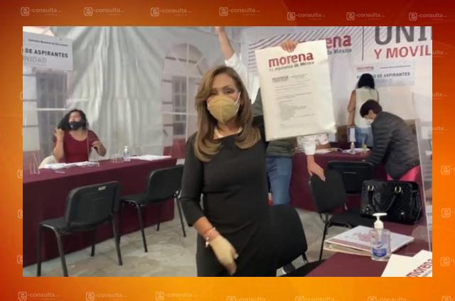 Lorena Cuéllar gana candidatura de Morena a la gubernatura de Tlaxcala