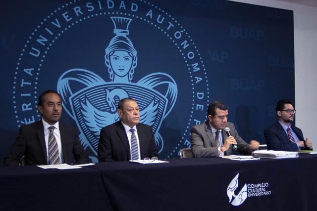 Declina el Rector Alfonso Esparza invitación del titular de la ASEP