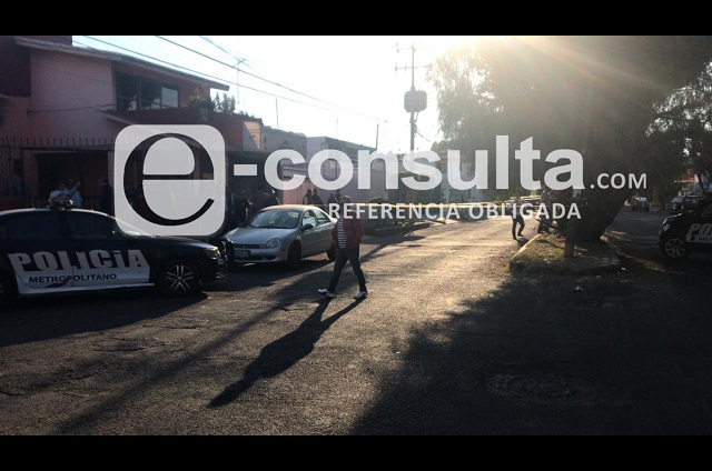 Asaltan casa de cambio en Huexotitla; huyen en un Audi