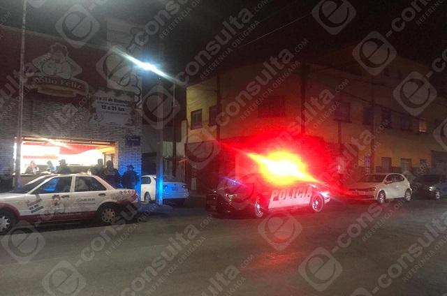 En asalto se llevan la cuenta del día de Pollo Feliz en Puebla