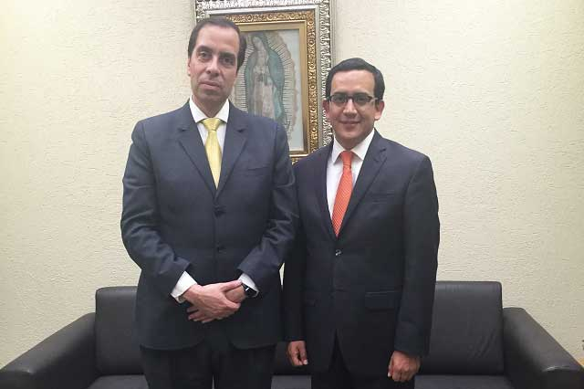 Rector de la Anáhuac Puebla, vicepresidente de Red Internacional Regnum Christi