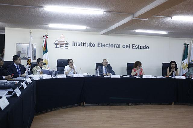 PRD y Morena también piden destituir a consejeros  del IEE