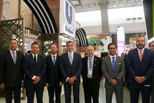 Inaugura el gobernador Antonio Gali Expo de abarroteros mayoristas
