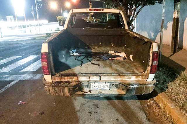 Tras balacera, PF abate a delincuente en la Cuacnopalan-Oaxaca
