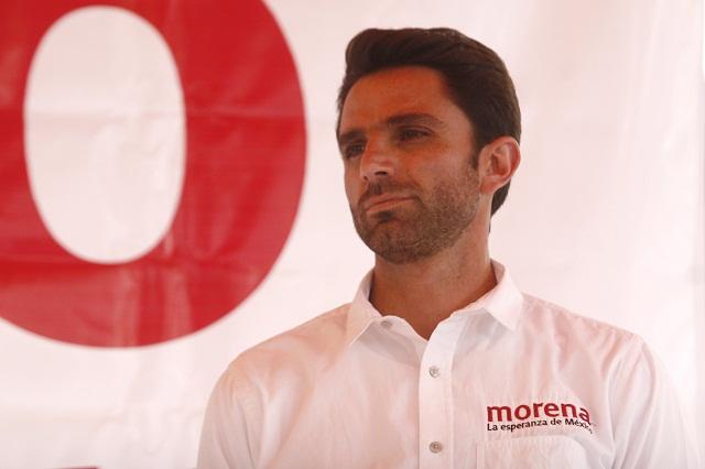 Inconcebible que Mirón Thomé y González Magaña integren OPLE: Morena