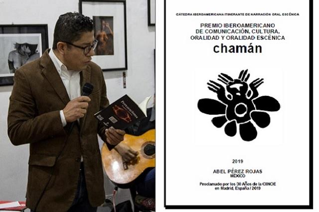 A poblano, Premio Iberoamericano de comunicación y cultura
