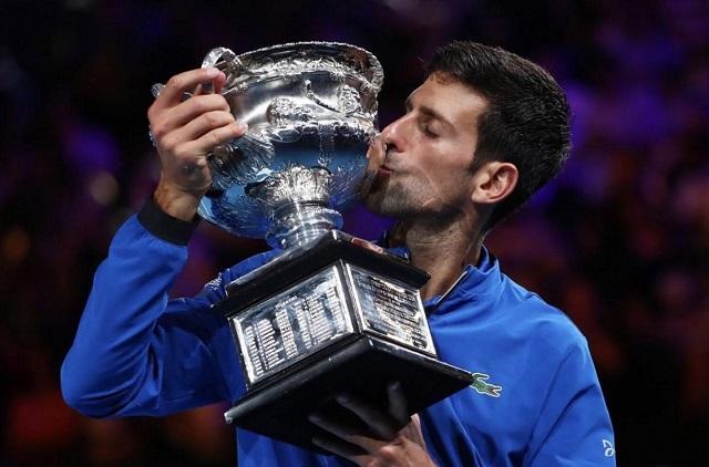 Djokovic hace historia en el Abierto de Australia