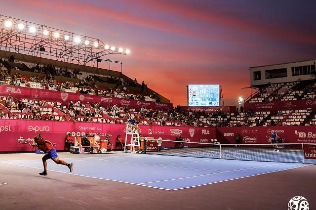 Tenis: Abierto de Los Cabos no podrá contar con público