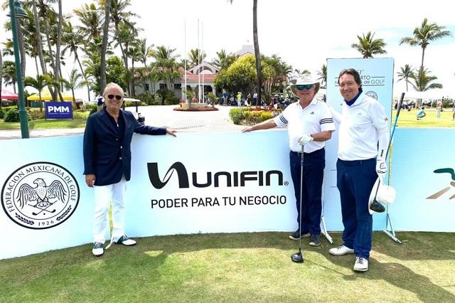 Abierto Mexicano de Golf contará con 31 participantes nacionales