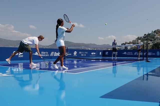 Abierto Mexicano de Tenis se jugará con público; cambia fecha de inicio