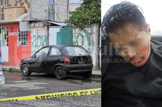Era un abogado el hombre hallado dentro de un coche en La Joya
