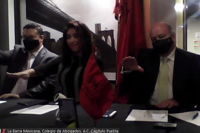 Aumentan amenazas y persecución contra abogados: Barra Nacional