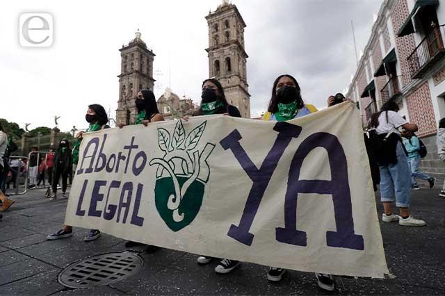 Por abortar persiguieron a 48 mujeres en Puebla en 6 años