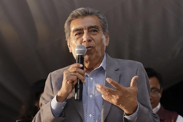 Van Quiroz y Manlio López por la alcaldía de Puebla con Morena y MC