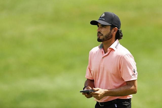 Golfista mexicano Abraham Ancer busca protagonizar el Masters de Augusta