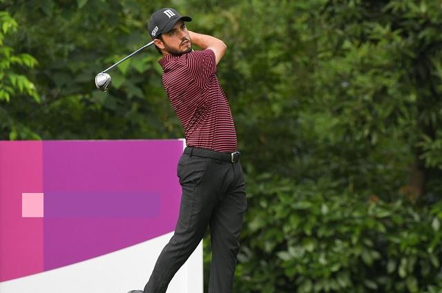 Mexicano Abraham Ancer es el mejor latino en el Ranking de la PGA